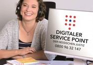Digitaler Service Point